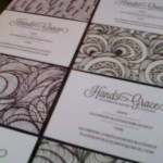 Hands of Grace Business Cards